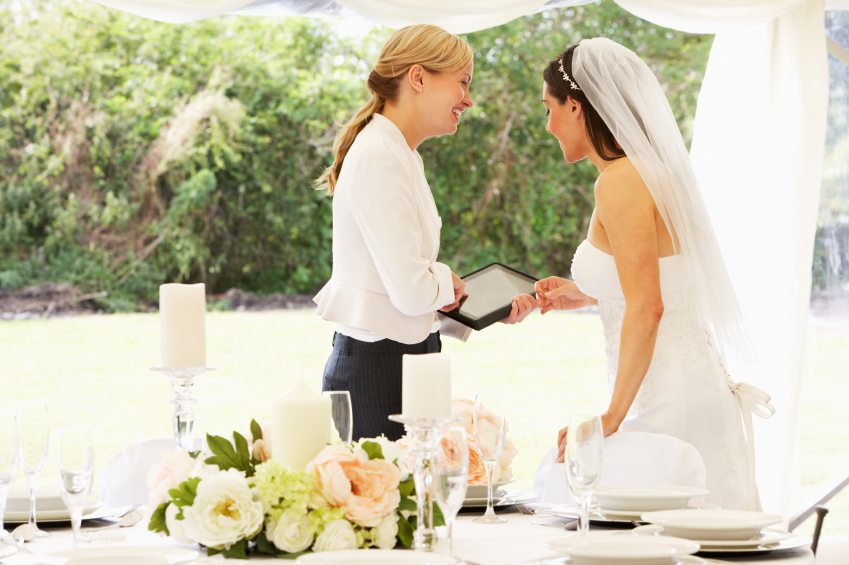 Some Reasons Why You Should Acquire the Help of a Wedding Planner: Image