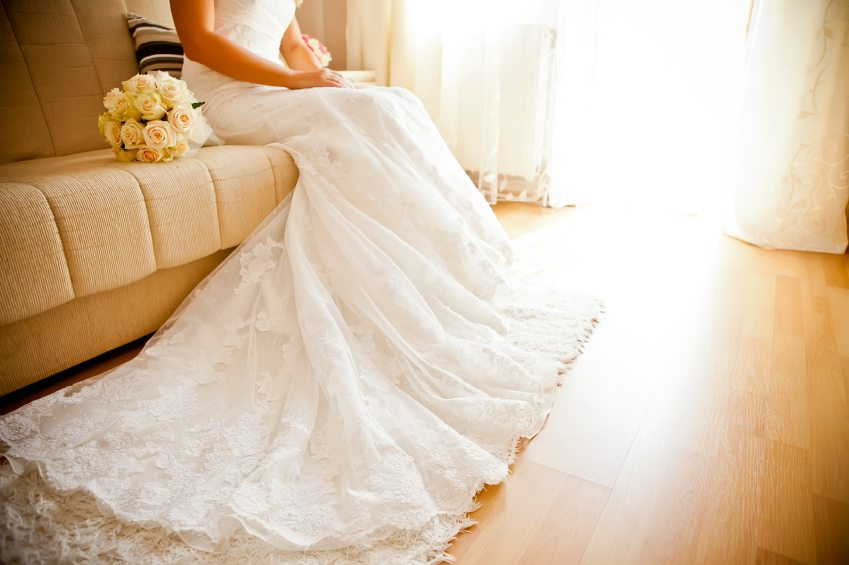 The Dos and Donts of Your Wedding Dress: Image