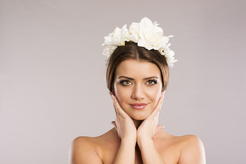 8 Ways to Prepare Your Skin for Your Wedding. Desktop Image
